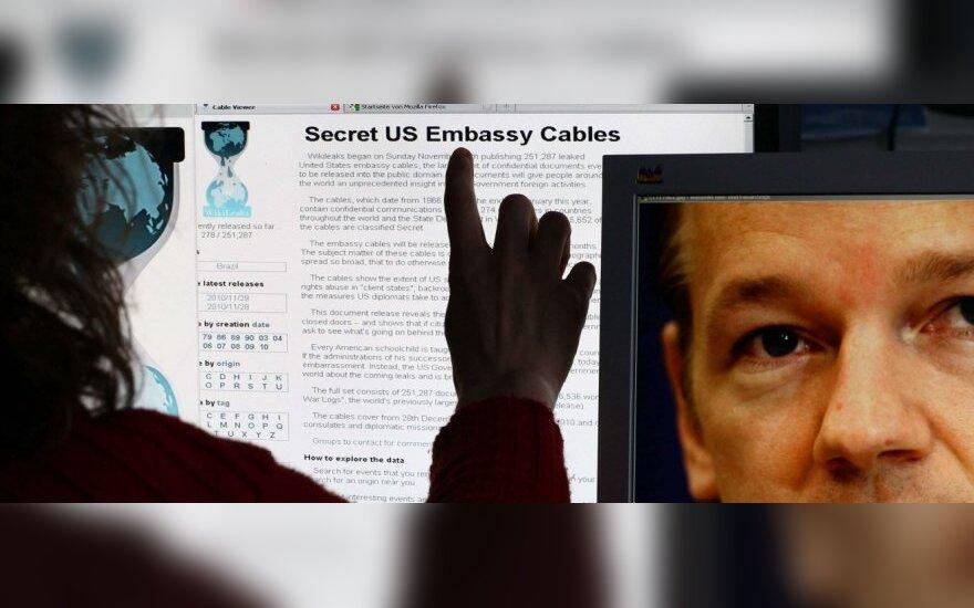 WikiLeaks: американские дипломаты учили Вашингтон литовскому произношению