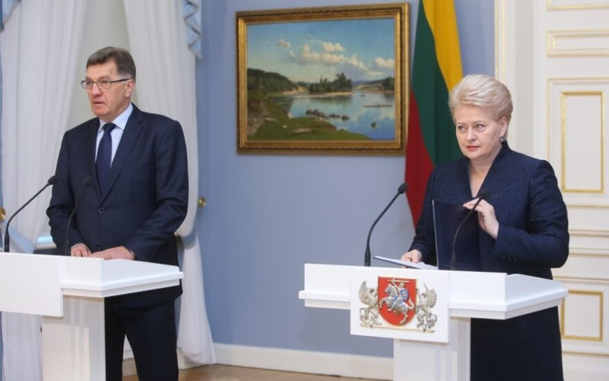 Президент Литвы: нужно дать оценку размеру убытков от российских санкций
