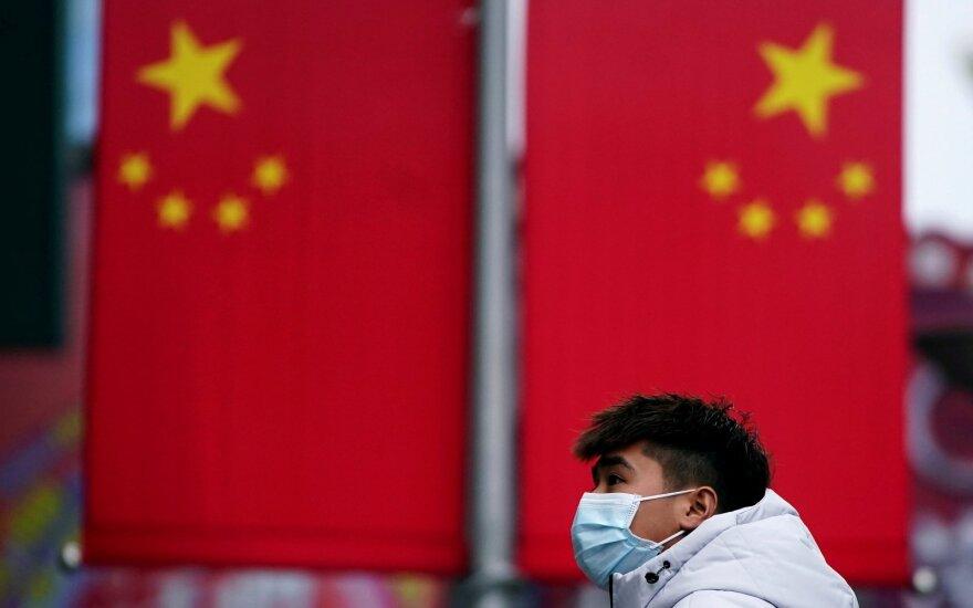 Koronavirusas ir Kinija