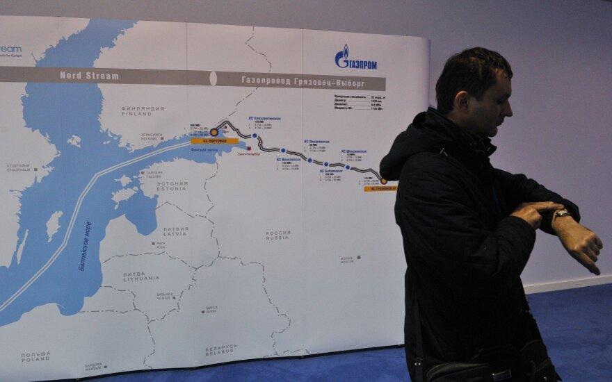 """Киев назвал способ снизить урон от газопровода """"Северный поток-2"""""""
