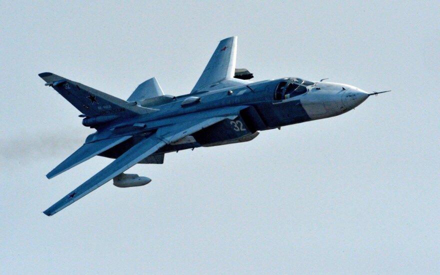 Истребители НАТО за неделю сопроводили 12 российских самолетов