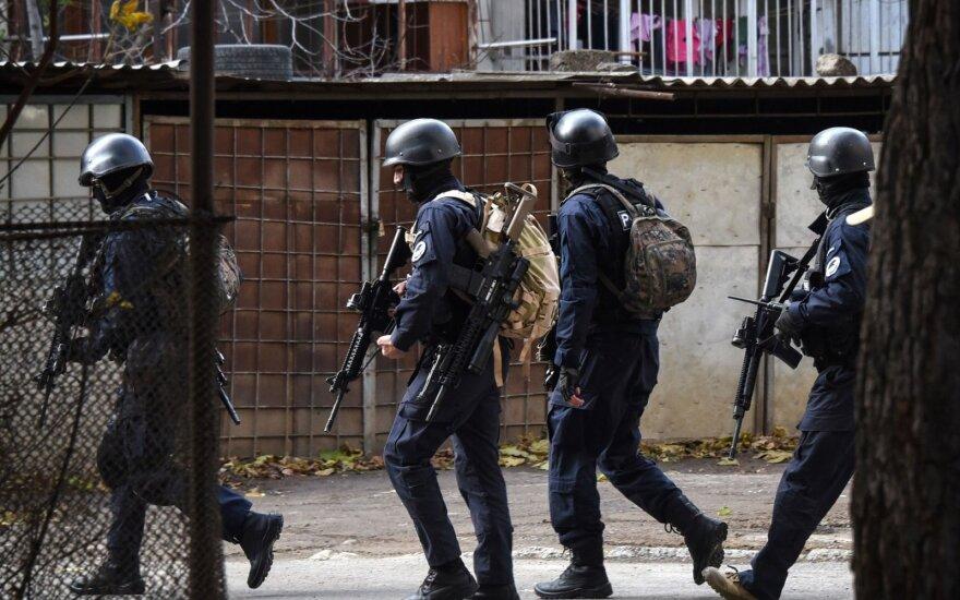 В ходе антитеррористической операции в Тбилиси погиб спецназовец