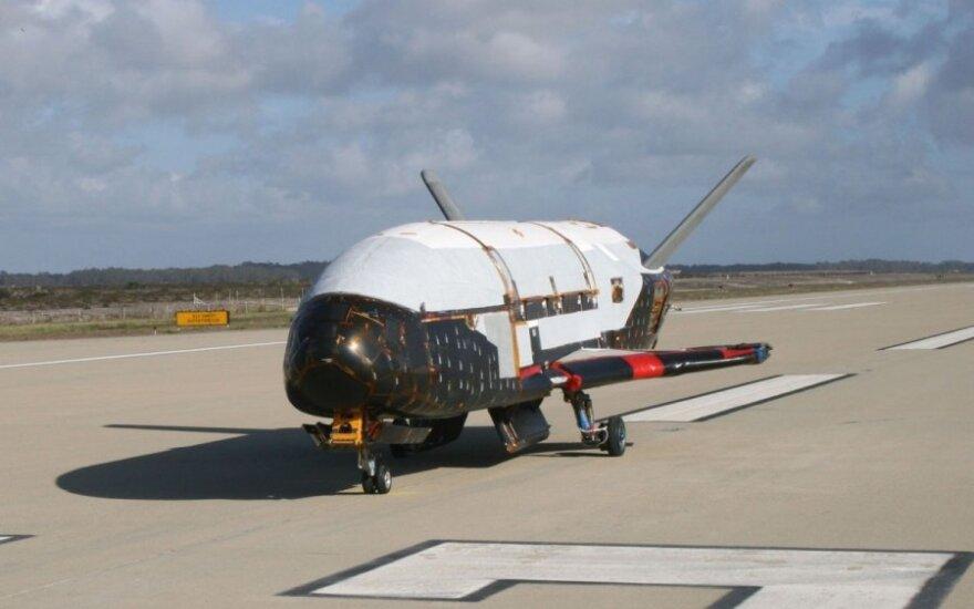 Tajemniczy samolot, inwazja? Powrót do strategii Wojen Gwiezdnych?