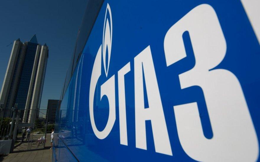"""Кубилюс: с """"Газпромом"""" договорились о реструктуризации литовского газового сектора до 2014 года"""