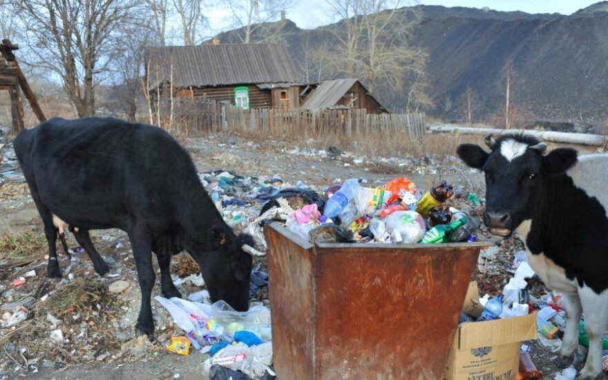 Karabašas vadinamas ekologinės nelaimės zona