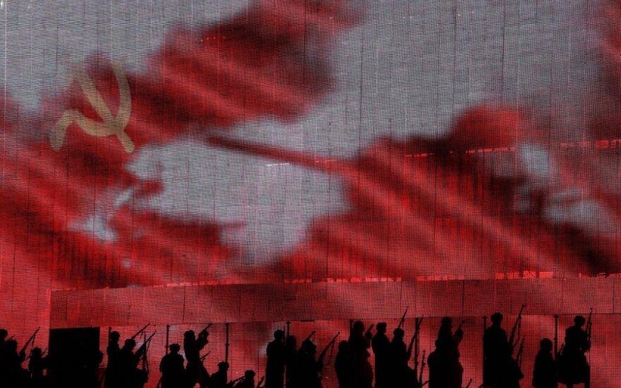 В Клайпеде провалилась акция в поддержку Кремля