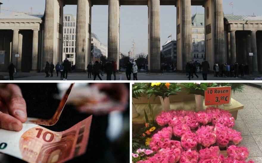 Цены в Берлине потрясли жительницу Литвы