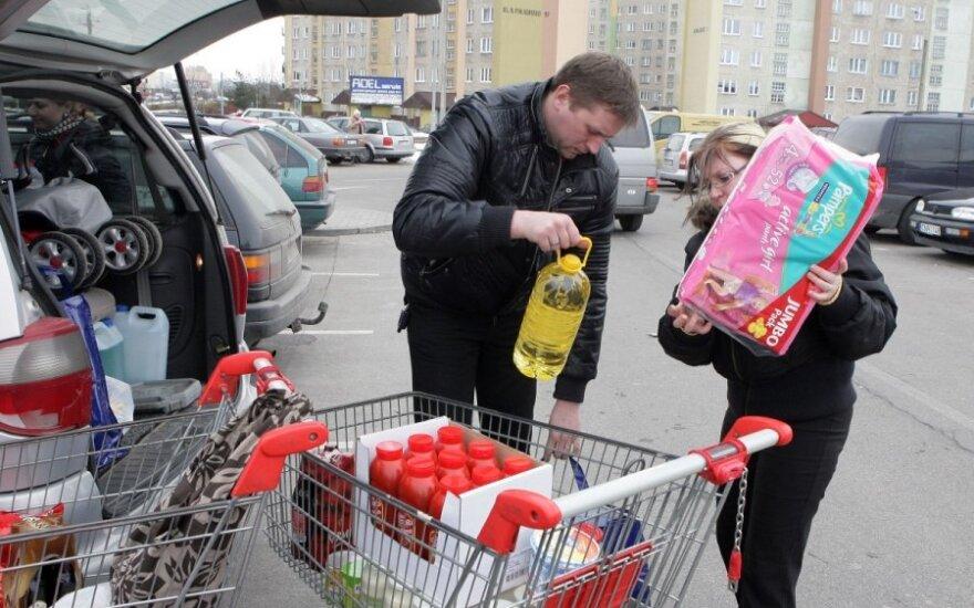 Ekspansja polskich sieci handlowych na Południu Litwy