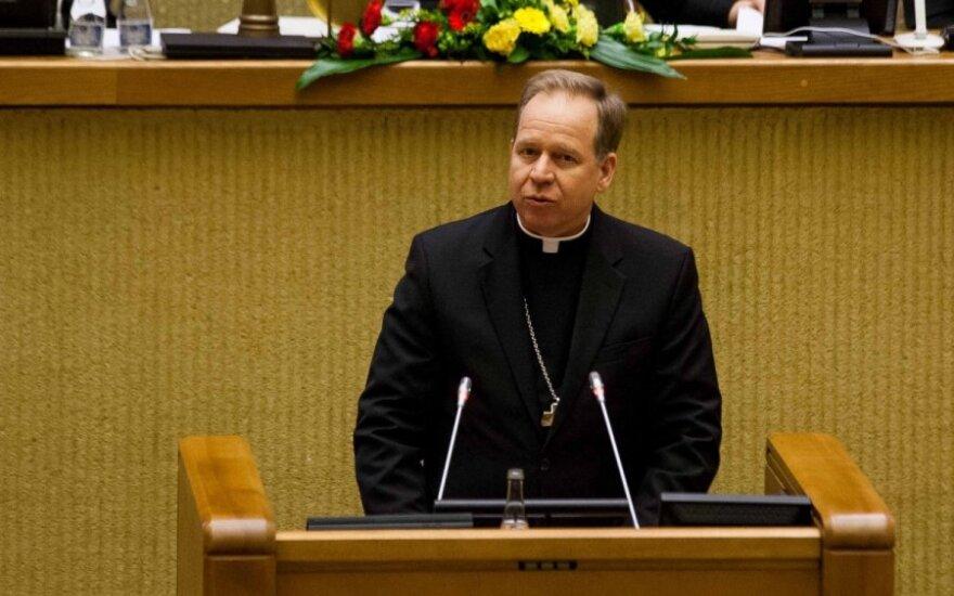 Литовский архиепископ предупреждает об угрозе России