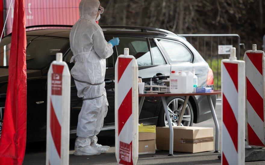 Подтвержденные случаи коронавируса: Литва – 533, Латвия – 398, Эстония – 745