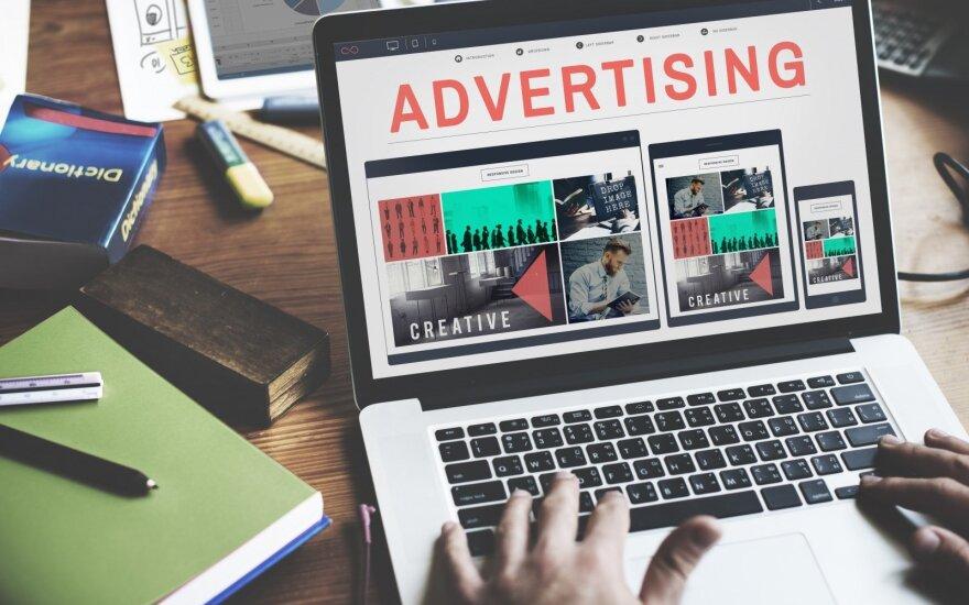 Kantar: рынок рекламы стран Балтии вырос на 4,4%
