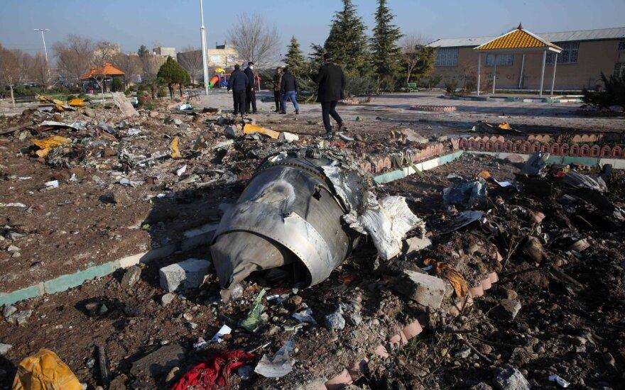 Пилот иранского самолета видел, как борт МАУ сбила ракета: опубликована запись