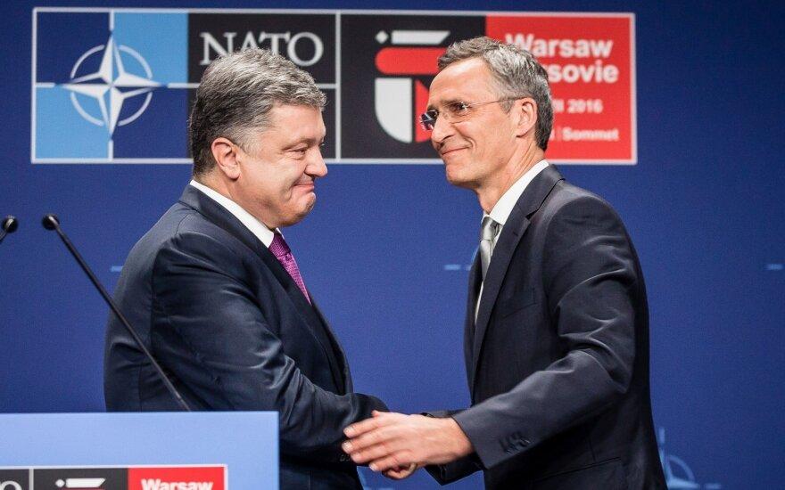 НАТО и Киев начнут переговоры о дорожной карте по вступлению в альянс