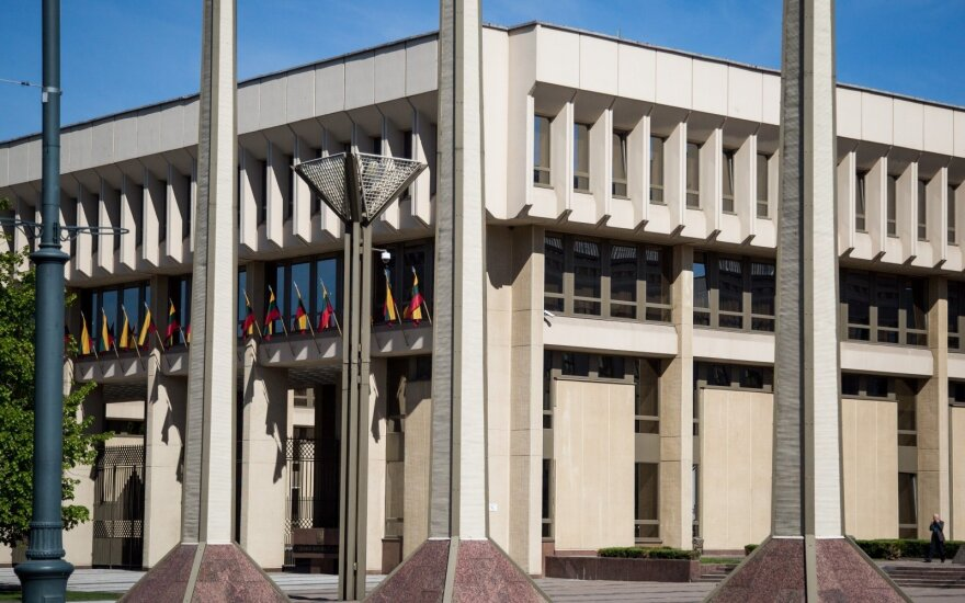 """Сейм утвердил выводы КНБО: группы """"Росатом"""" и MG Baltic названы угрозами"""