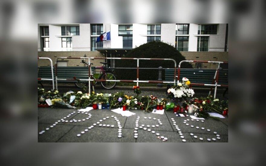 Teroristinių išpuolių virtinė Paryžiuje