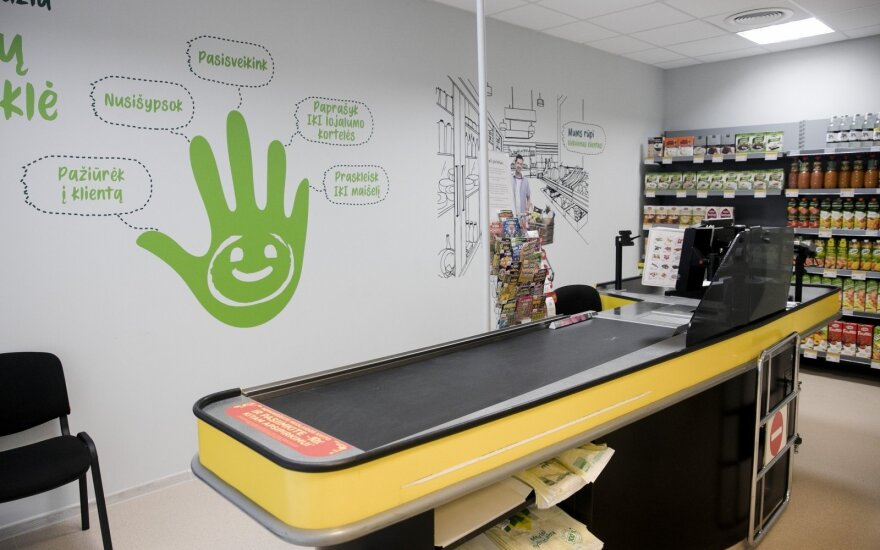 В Вильнюсе торговая сеть Iki открыла центр обучения