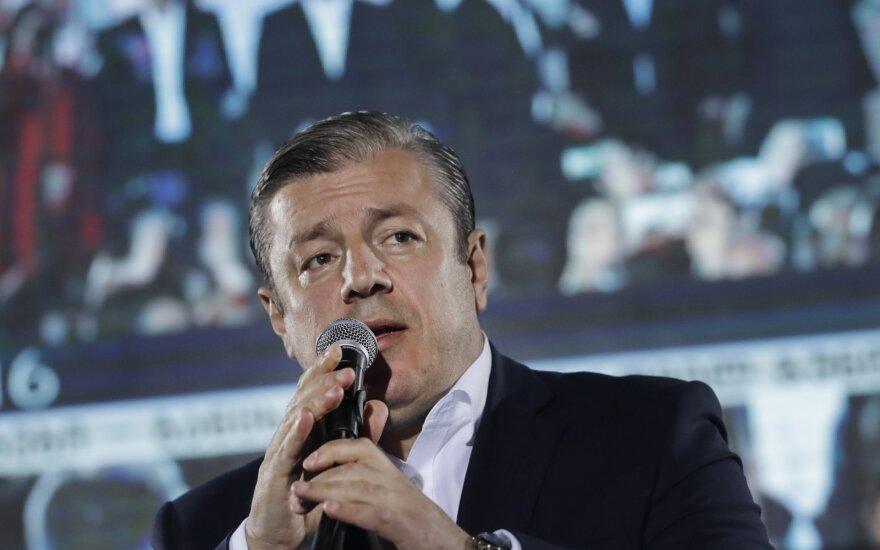 Премьер Грузии захотел приурочить вступление страны в НАТО к столетию со дня советской оккупации