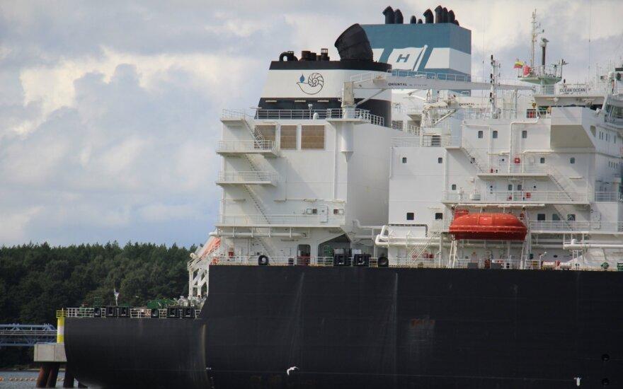 В Клайпеду идет второй в этом месяце груз СПГ из США