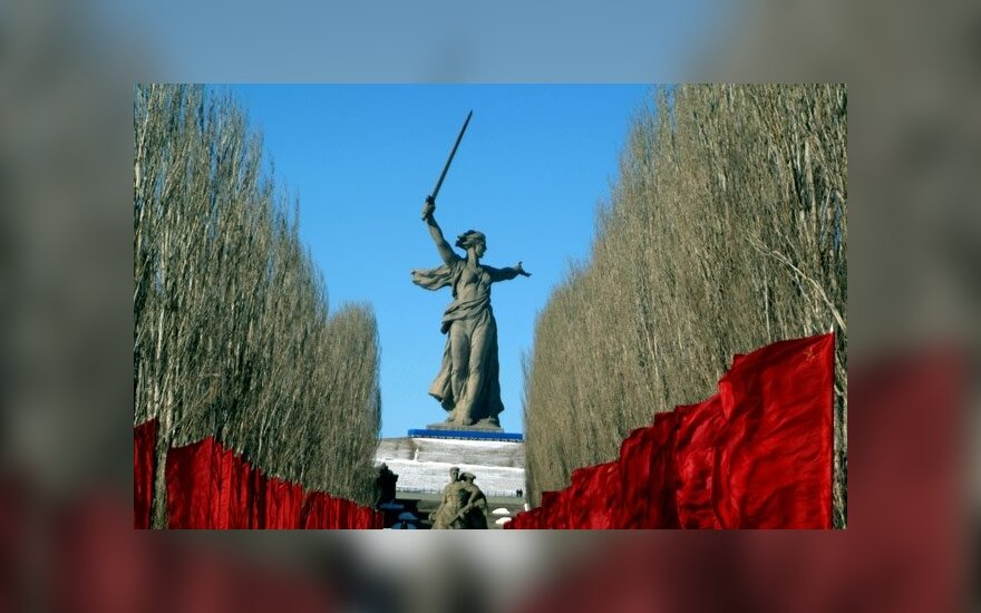 Путина просят переименовать Волгоград в Сталинград