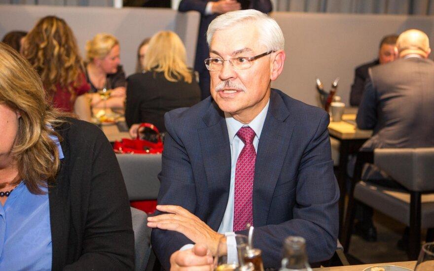 """Евродепутат от Литвы: ждет """"большая борьба"""" за средства на закрытие ИАЭС"""