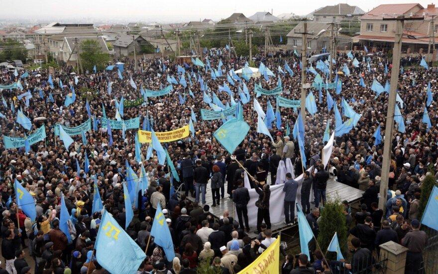 Задержанных в оккупированном Крыму татар вывезли в 5 СИЗО Ростова