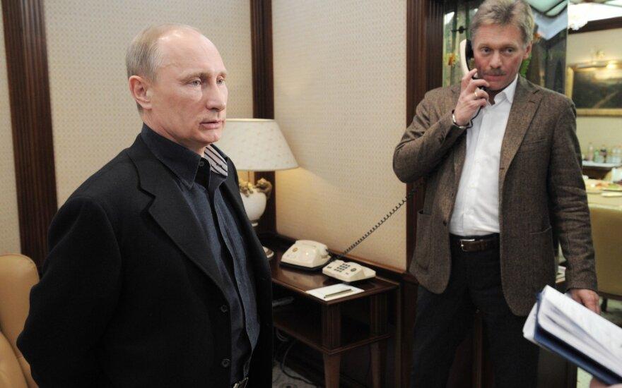"""Песков объяснил отсутствие у Путина мобильника: """"смартфон - это такой добровольный эксгибиционизм"""""""