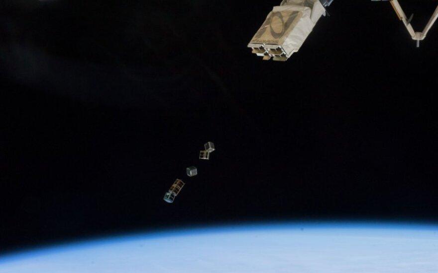 Франция планирует защищать свои космические спутники лазерным оружием