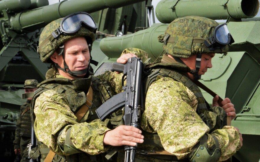 Глава Сил обороны Эстонии: Россия готова к военному вмешательству и в Беларуси