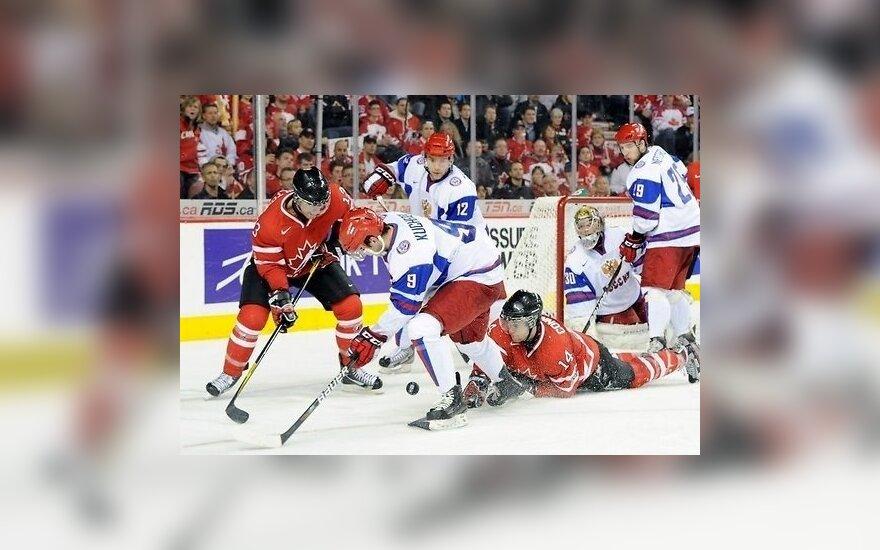 Россия превзошла Канаду за бронзу, чемпион мира — Финляндия
