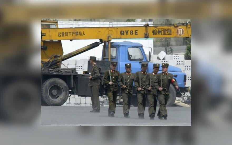 КНДР в ожидании санкций предупреждает США