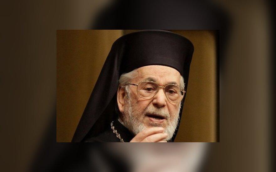 Скончался патриарх Антиохийский и всего Востока