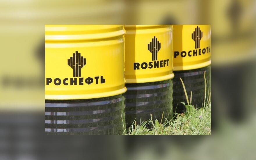 """""""Дело ЮКОСа"""" встало на пути экспорта """"Роснефти"""""""