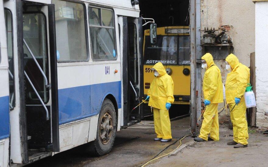В Украине введен режим чрезвычайной ситуации, карантин продлен на 30 дней