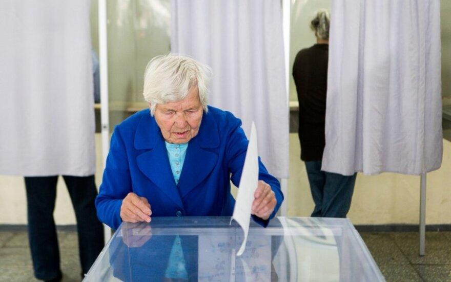 В Литве проходит референдум о продаже земли