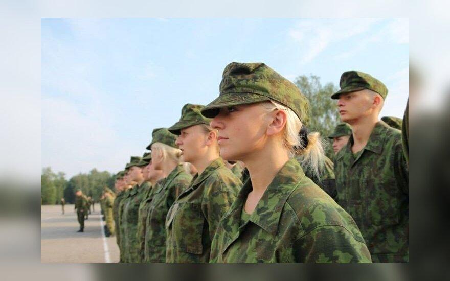 Baziniai kariniai mokymai, Didžiojo Lietuvos etmono Jonušo Radvilos mokomojo pulko nuotr.