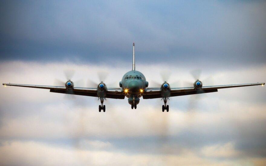 Rusijos lėktuvas