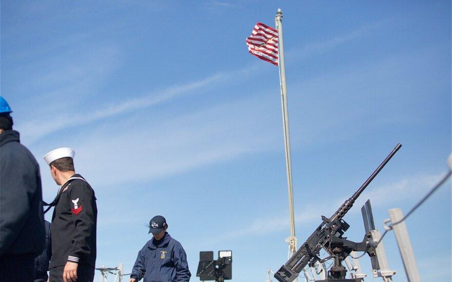 Главком ВМС США заявил о необходимости нормализовать отношения с Россией