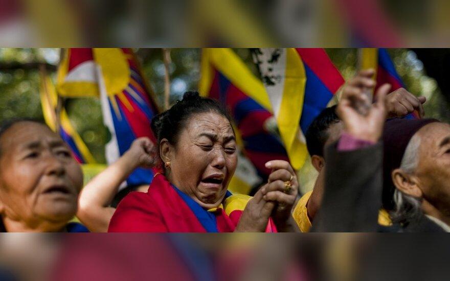 Общественники Литвы озадачены намерением членов Сейма встретиться с официальными властями Тибета