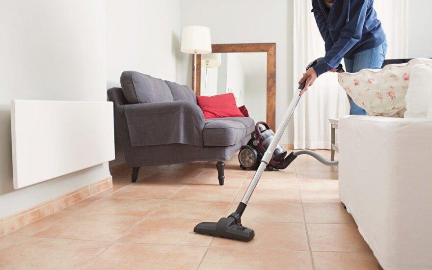 Домашний сервис: сколько стоят услуги домработницы в Литве