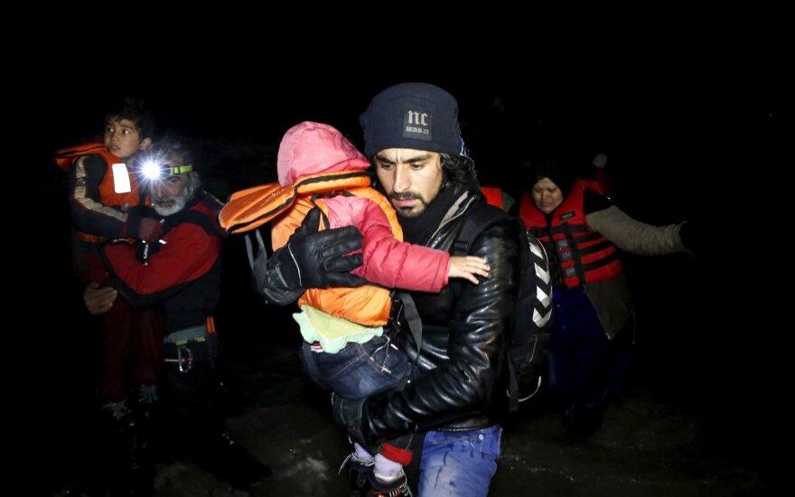 Литва выделила 20 000 евро на гуманитарную помощь беженцам в Турции