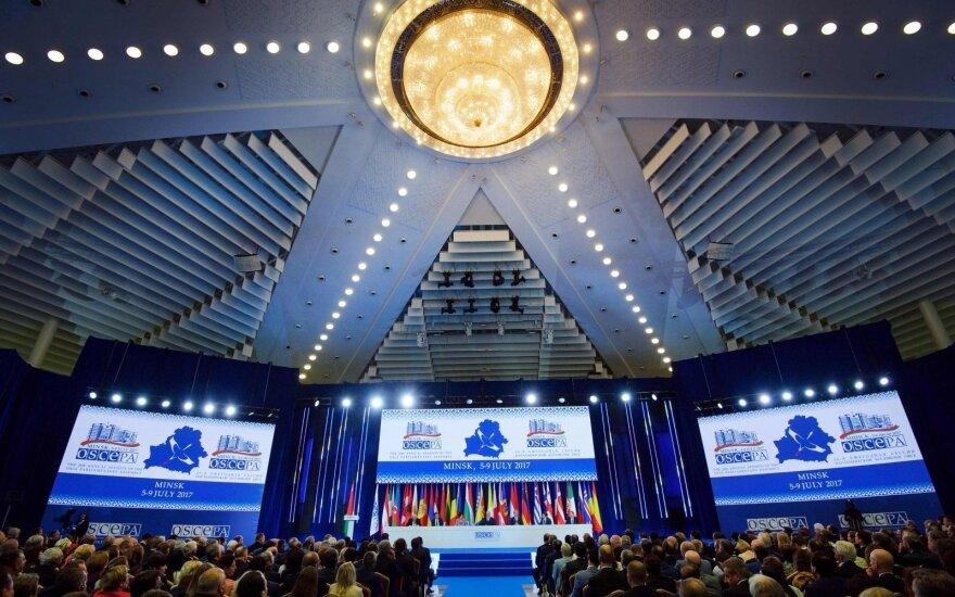 ПА ОБСЕ осудила аннексию Крыма и гибридную агрессию России