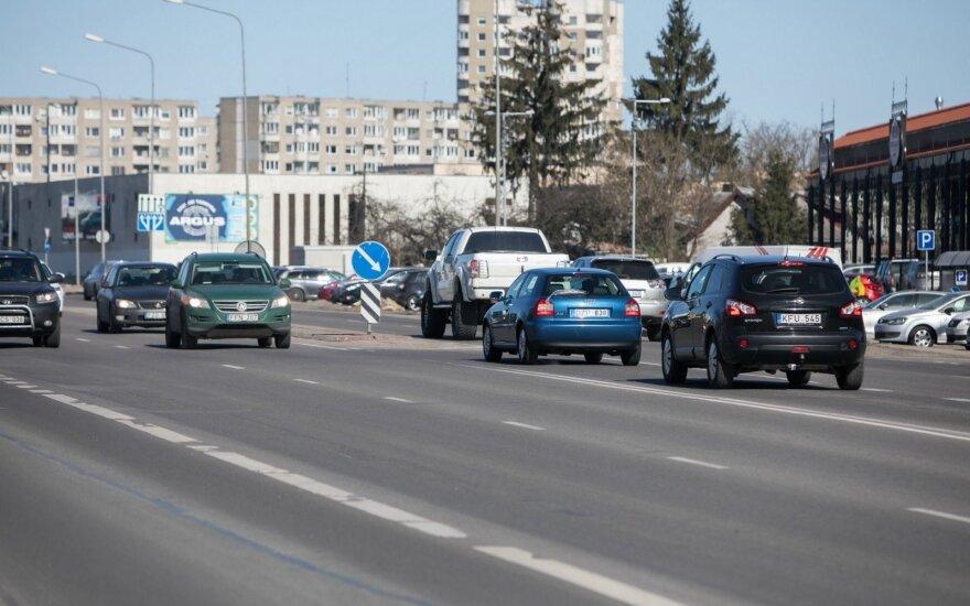 На ул. Укмергес упраздняют еще один левый поворот