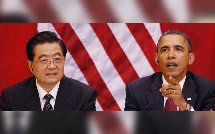 Компании США и Китай заключили контракты на $45 млрд.