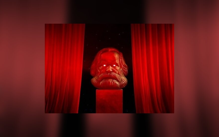 В Германии поставили веселый мюзикл про Карла Маркса