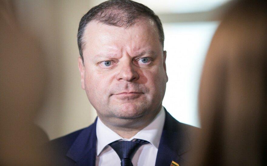 Премьер Литвы призывает Польшу осуществлять совместные проекты помощи в Украине
