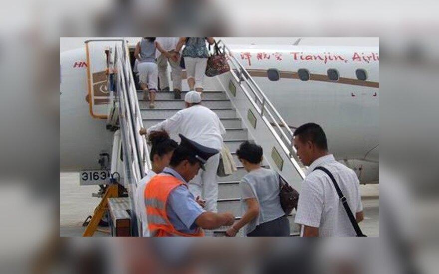 Китай: террористов скрутили пассажиры и экипаж самолета