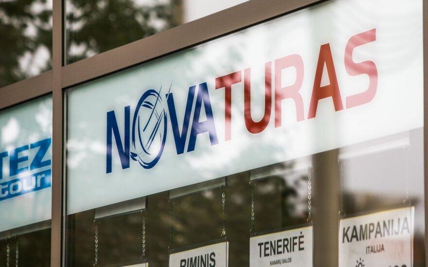 Выручка туроператора Novaturas выросла на 52% до 37,9 млн евро