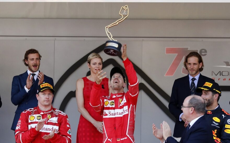 Formulė-1, Monako GP