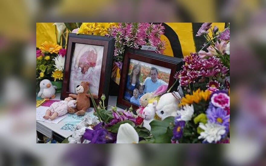 Бойня в США: погибла семья выходцев из России с тремя дочерьми
