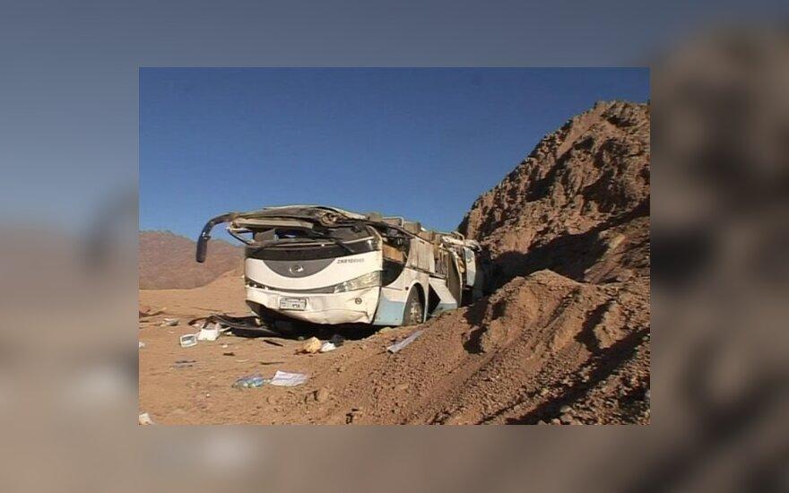 В Египте предотвратили теракты против туристов